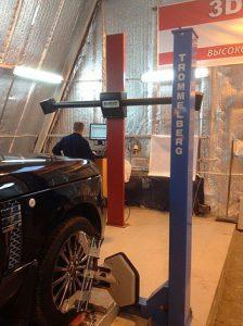 развал-схождение, сход-развал 3D, автосервис в Одинцово